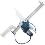 Комплект электрических стеклоподъемников на передние двери а/м ВАЗ 21213 реечного типа