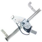 Комплект электрических стеклоподъемников на передние двери а/м ВАЗ 2109 реечного типа