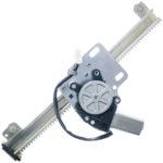 Комплект электрических стеклоподъемников на задние двери а/м ВАЗ 2110 реечного типа