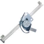 Комплект электрических стеклоподъемников на передние двери а/м ВАЗ 2110/2170 реечного типа